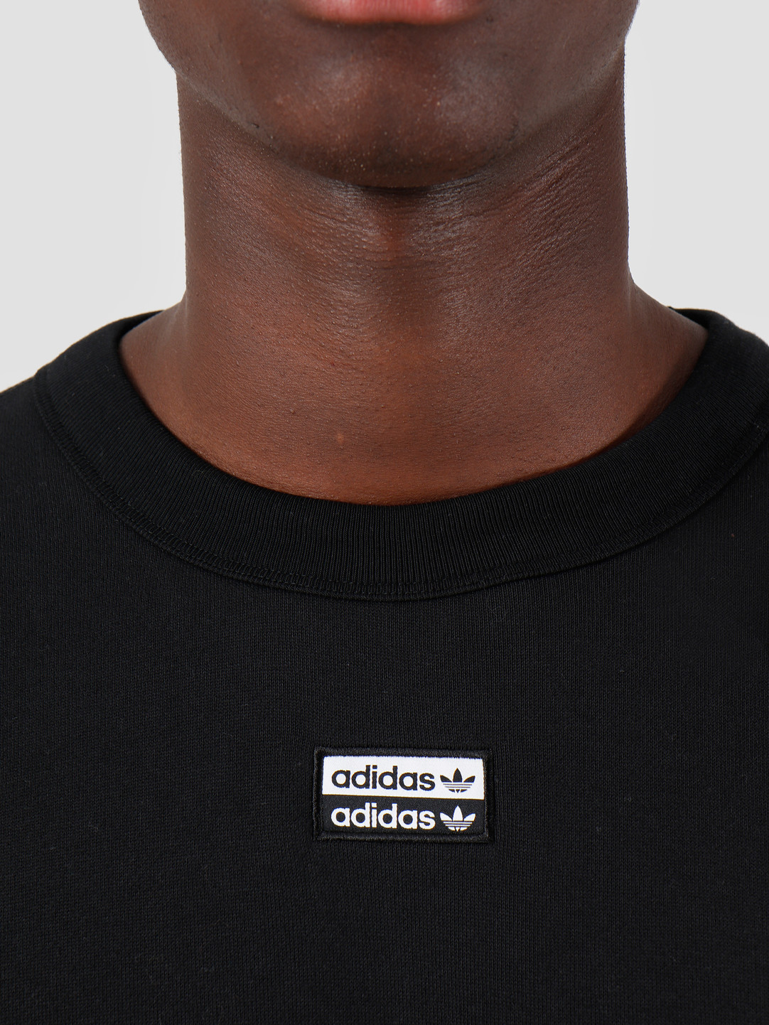 adidas adidas R.Y.V. Crewneck Black ED7227