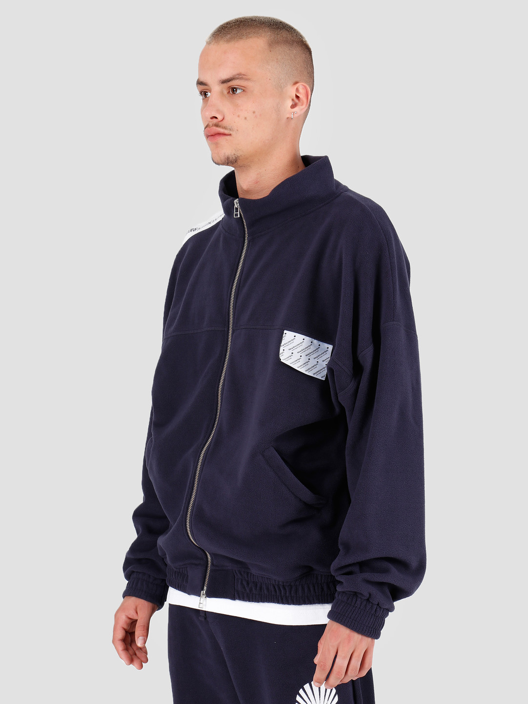 New Amsterdam Surf association New Amsterdam Surf association Dry Suit Jacket Deep Navy 2018009