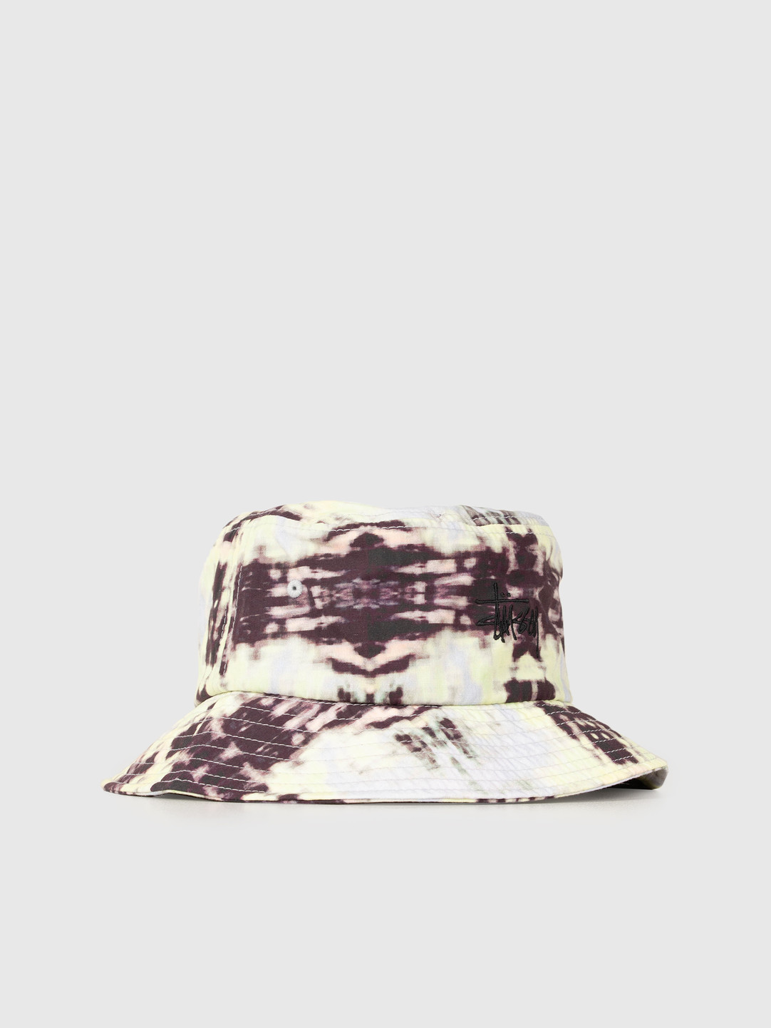 207d2e79f Stussy Leary Bucket Hat Black 0001