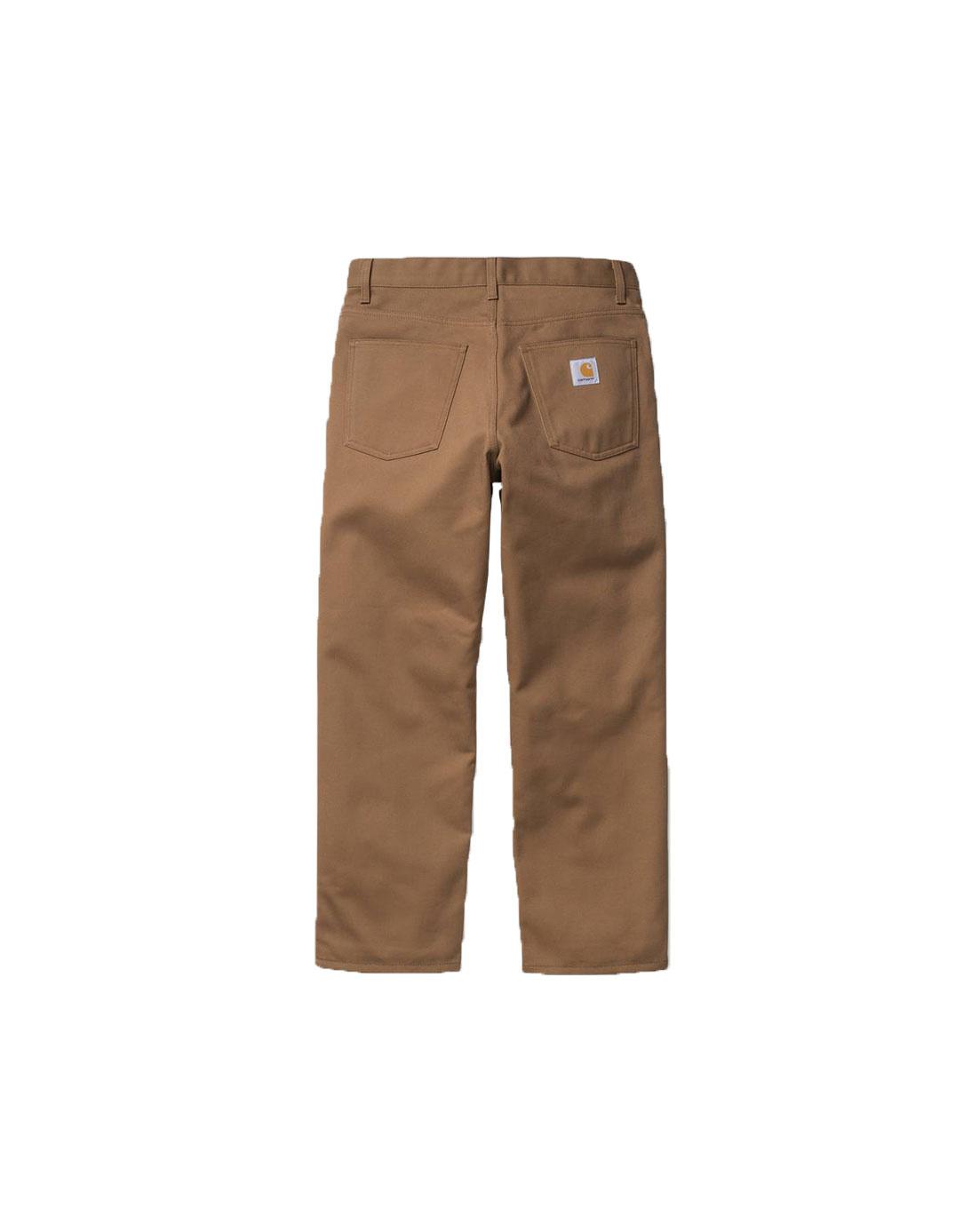 Carhartt WIP Smith Pant Rigid Hamilton Brown I025714