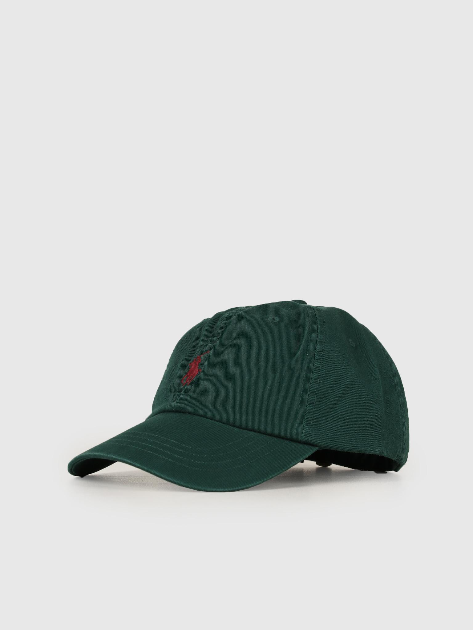 Polo Ralph Lauren Ralph Lauren Classic Sport Cap Green 710667709031
