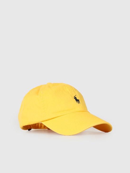 Ralph Lauren Classic Sport Cap Yellow 710667709033