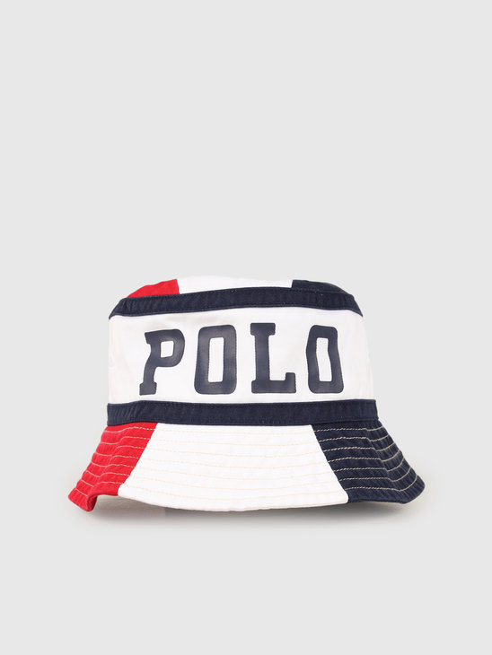 Ralph Lauren Loft Bucket Hat Multi 710746089001