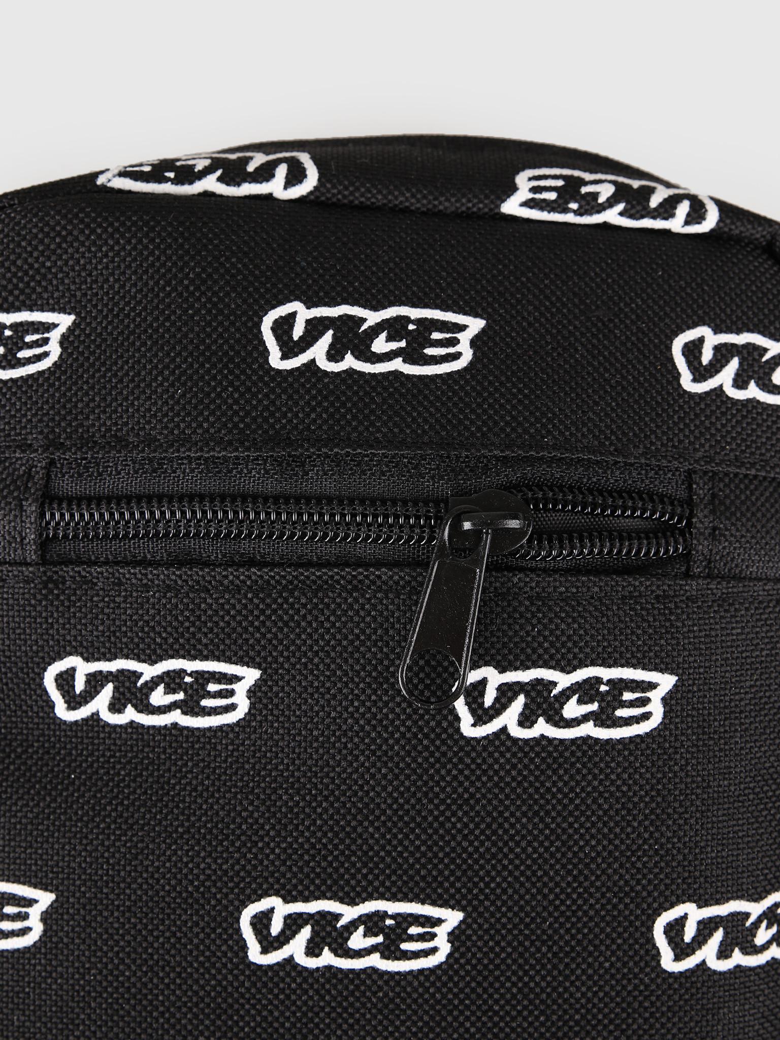 Vice VICE Shoulder Bag Black White