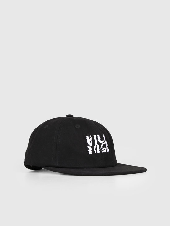 VICE Wave Cap Black White