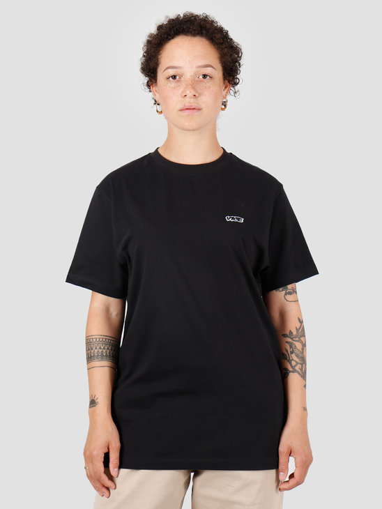 VICE Embroidered Logo T-shirt Black