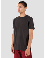 Quality Blanks Quality Blanks QB06 Pocket T-shirt Faded Black