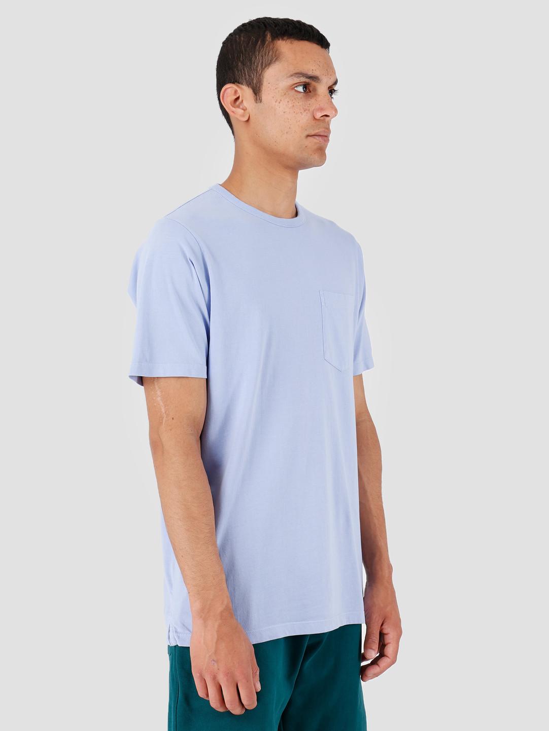 Quality Blanks Quality Blanks QB06 Pocket T-shirt Lilac