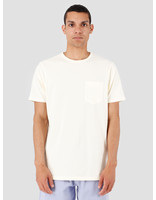 Quality Blanks Quality Blanks QB06 Pocket T-shirt Off White