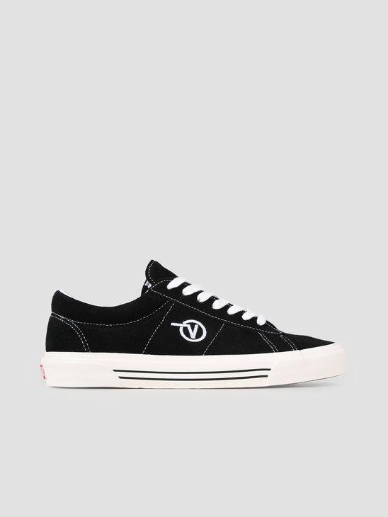 Vans UA Sid DX Anaheim Factory OG Black Suede VN0A4BTXUL11