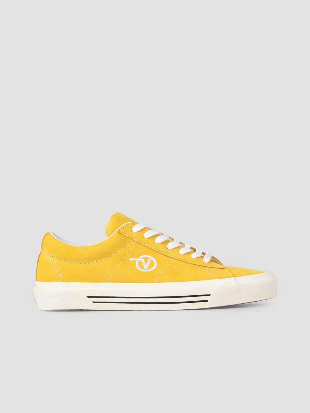 Vans Vans UA Sid DX Anaheim Factory OG Yellow Suede VN0A4BTXXMC1