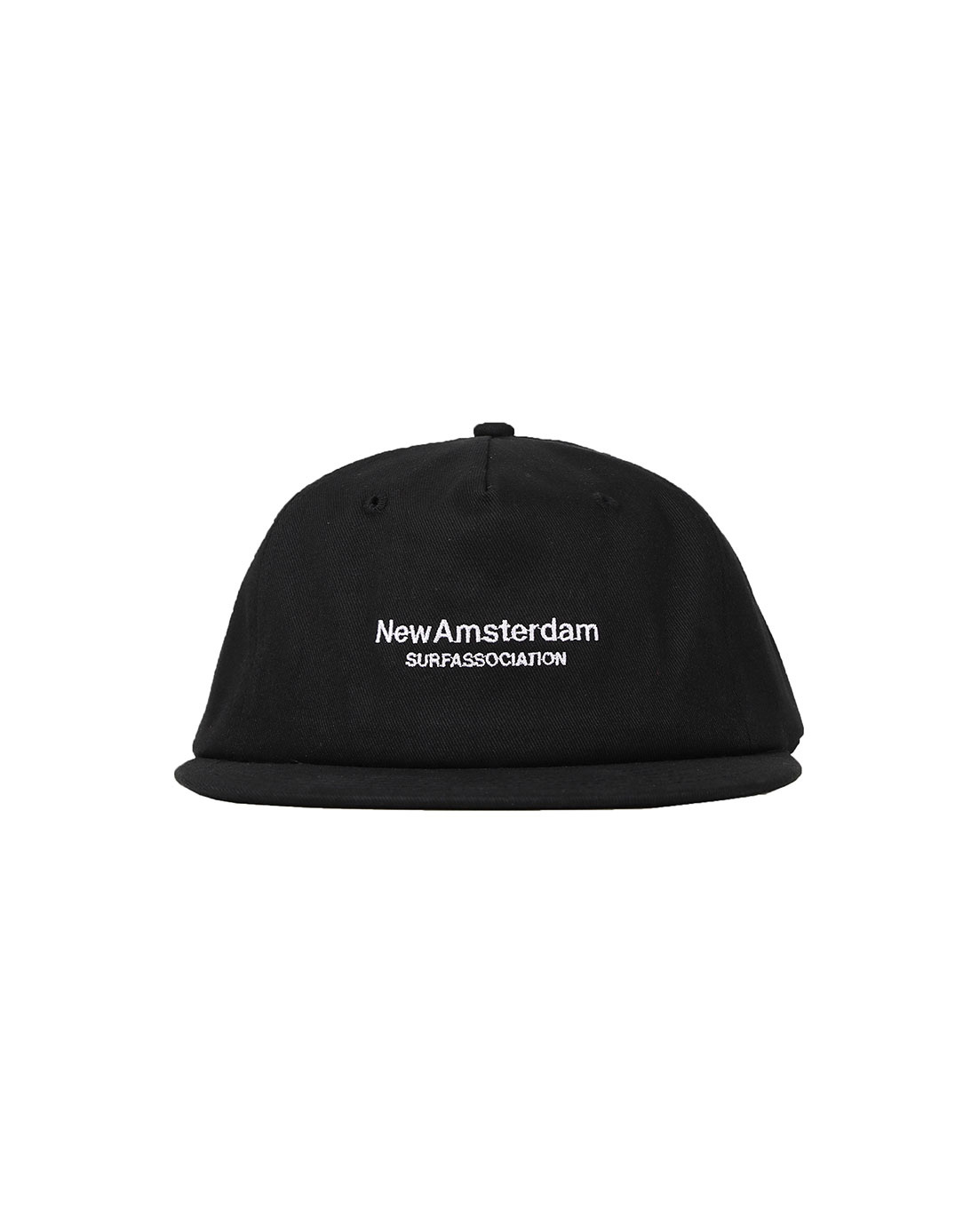 New Amsterdam Surf Association Logo Cap Black 2018022