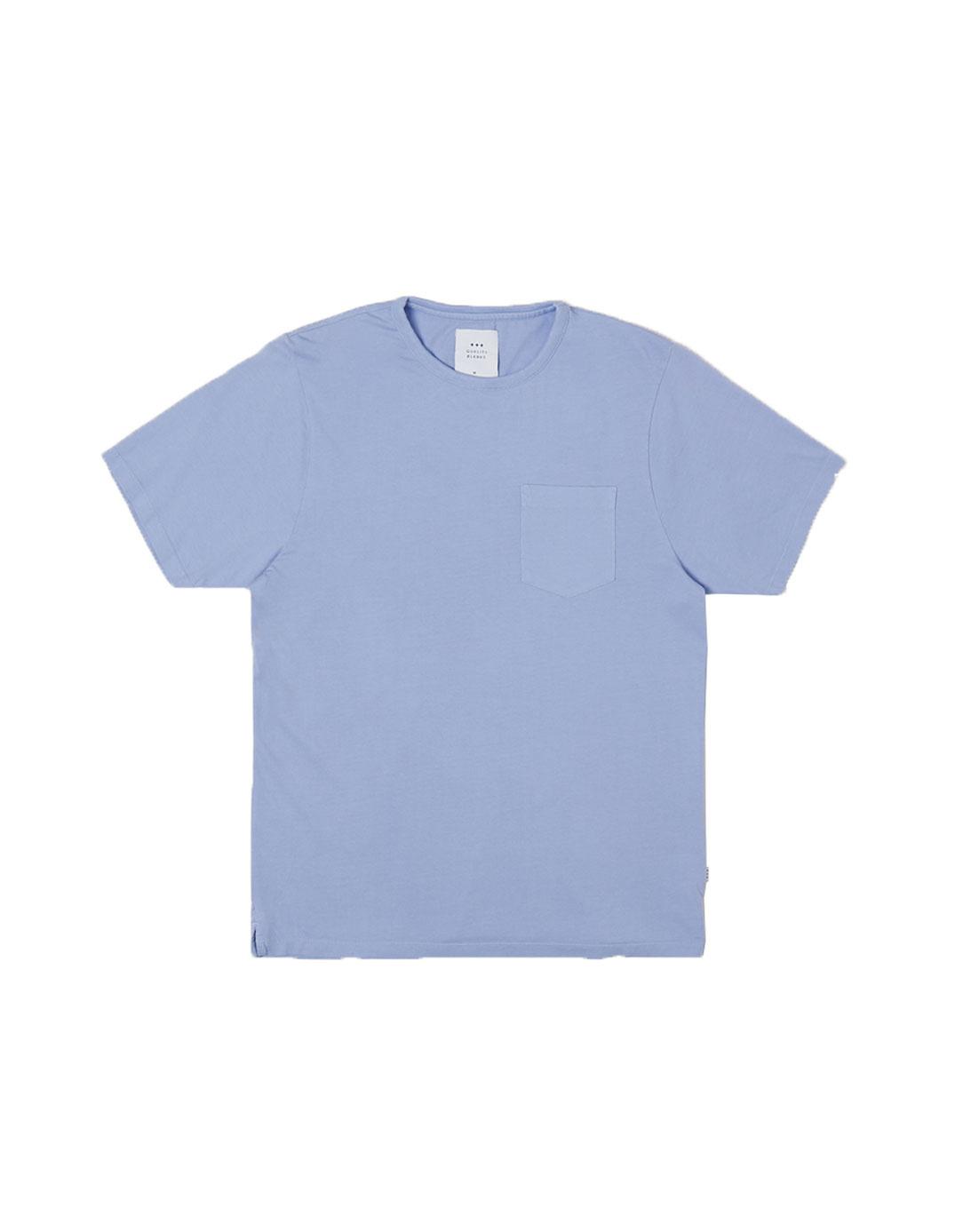 Quality Blanks QB06 Pocket T-shirt Lilac