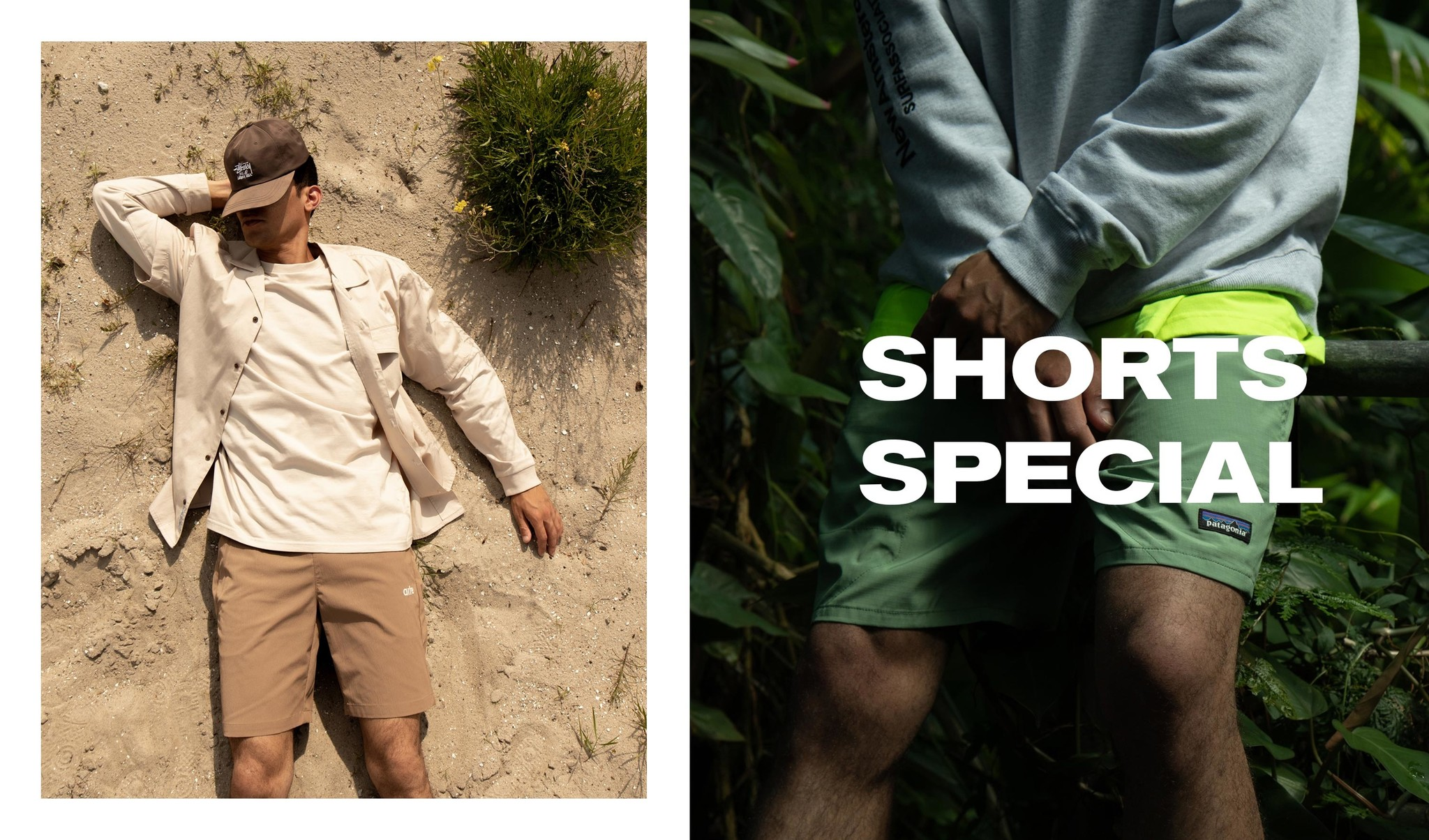 Shorts Special SS19
