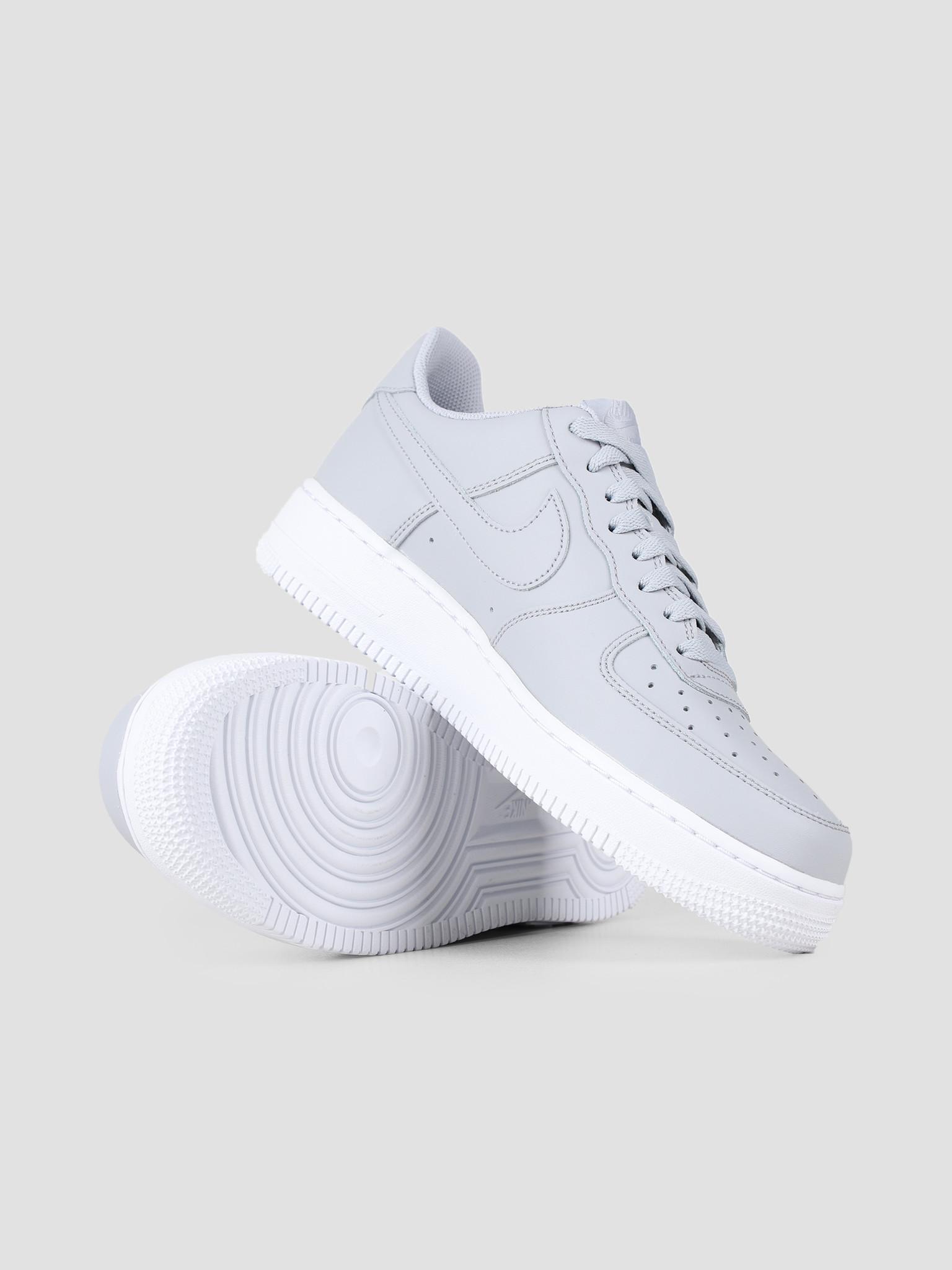 Nike Nike Air Force 1 07 Wolf Grey Wolf Grey White AA4083-010