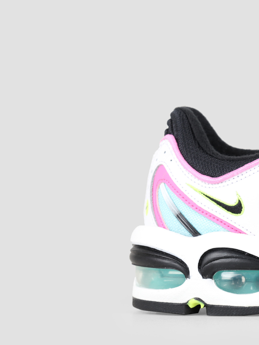 chaussures de sport 5c4f4 f6568 Nike Air Max Tailwind Iv White Black China Rose Aurora Green AQ2567-103