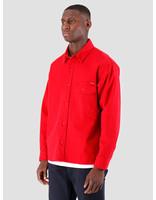 Carhartt WIP Carhartt WIP Longsleeve Reno Shirt Cardinal I026532