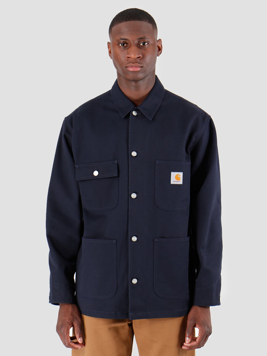 Carhartt WIP Og Chore Coat Rigid Dark Navy I026464