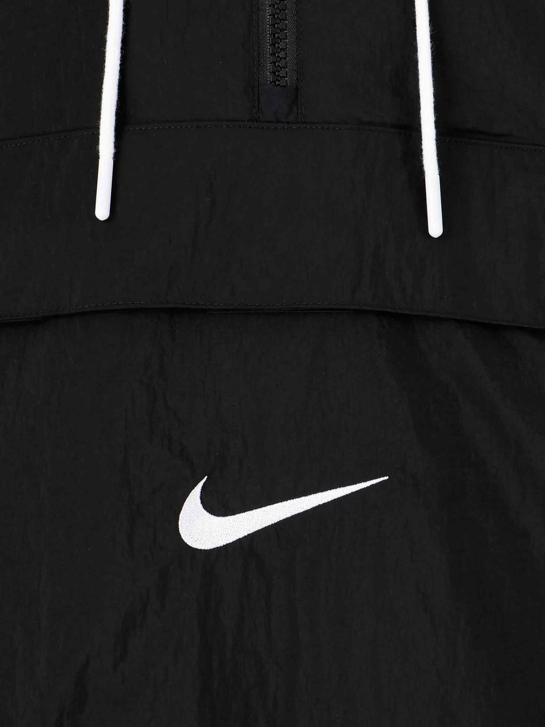 NIKE Sportswear M NSW SWOOSH JKT WVN blackwhitewhite