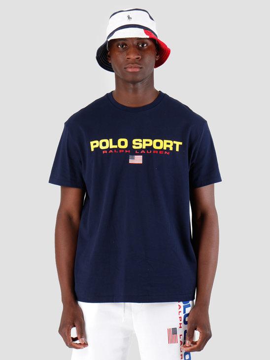 Ralph Lauren 26 1 Jersey Shortsleeve T-Shirt Navy 710750444004