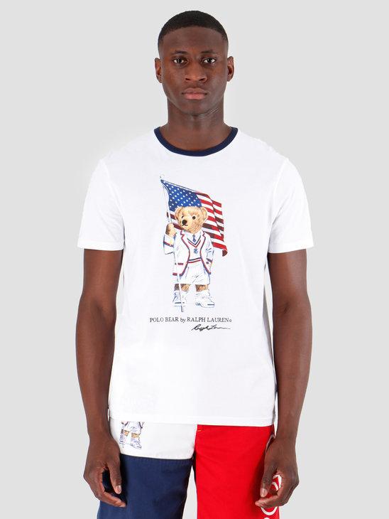 Polo Ralph Lauren 26 1 Jersey Shortsleeve T-Shirt White 710755847001
