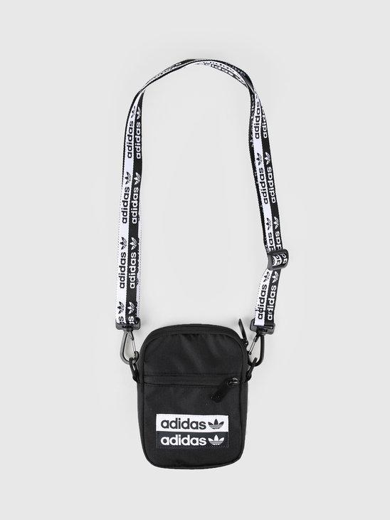 adidas Fest Bag Black White EJ0975