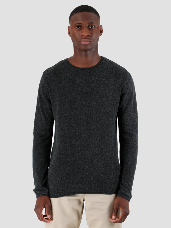 Kronstadt Linnen Knit Charcoal KS2695