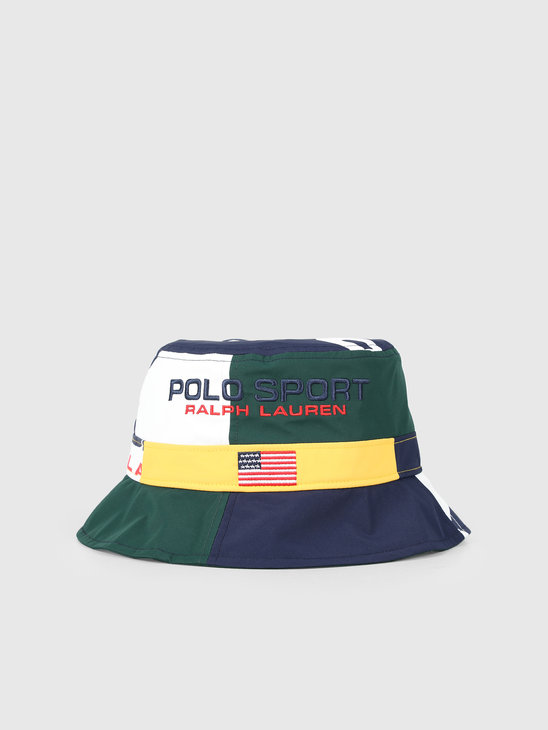 Polo Ralph Lauren Bucket Cap Multi 710750543001