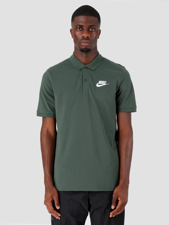 Nike NSW Ce Polo Atchup Pq Galactic Jade White 909746-370