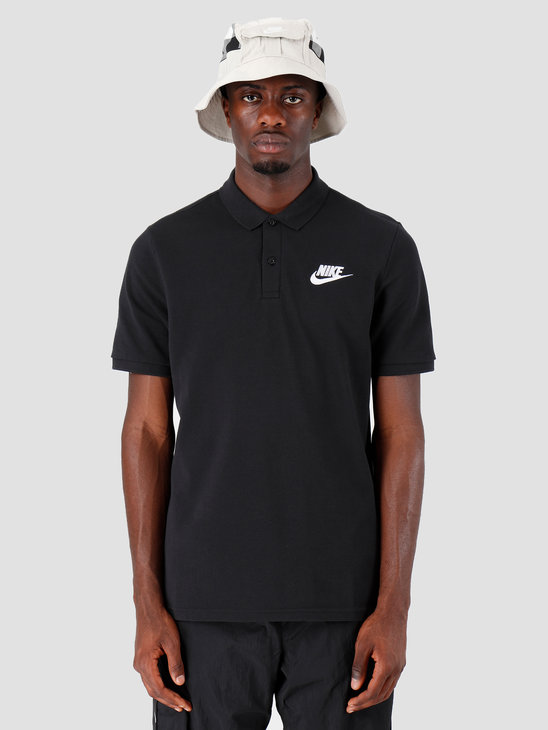 Nike Sportswear Polo Black White 909746-010