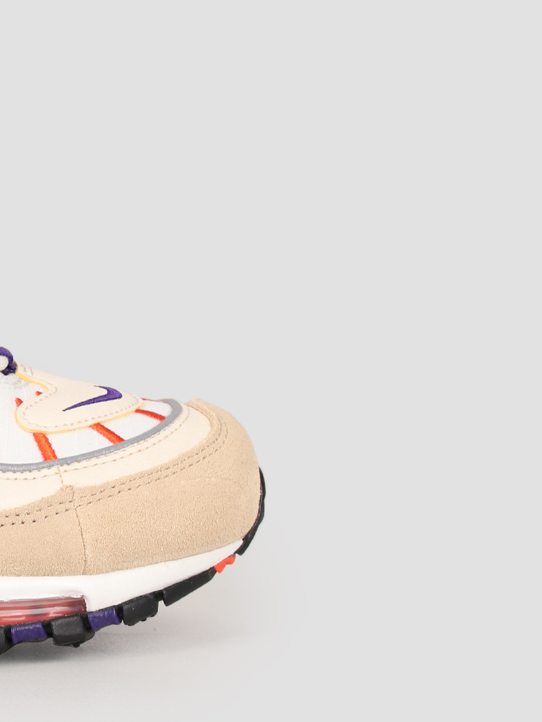 Nike Nike Air Max 98 Sail Court Purple Light Cream Desert Ore 640744-108