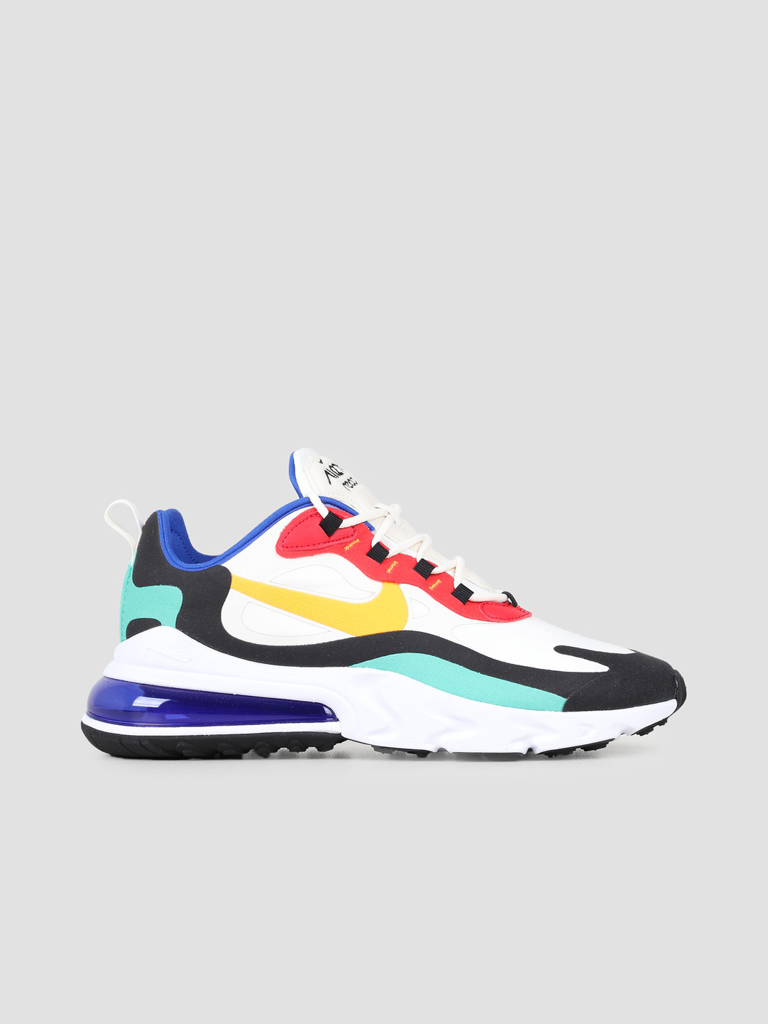 le dernier 6b528 2f134 Nike Air Max 270 React Phantom University Gold University Red AO4971-002