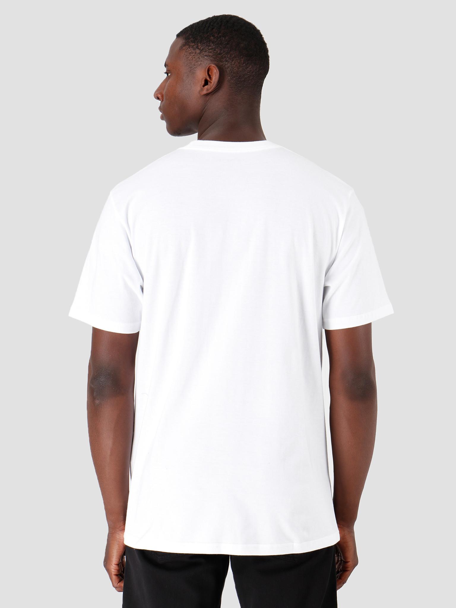 Carhartt WIP Carhartt WIP Match T Shirt White I027095