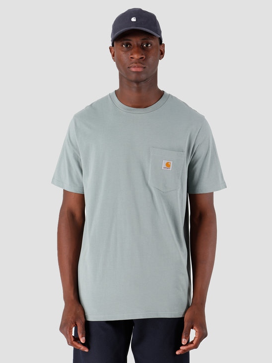Carhartt WIP Pocket T Shirt Cloudy I022091