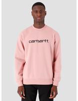 Carhartt WIP Carhartt WIP Carhartt Sweat Blush Black I027092
