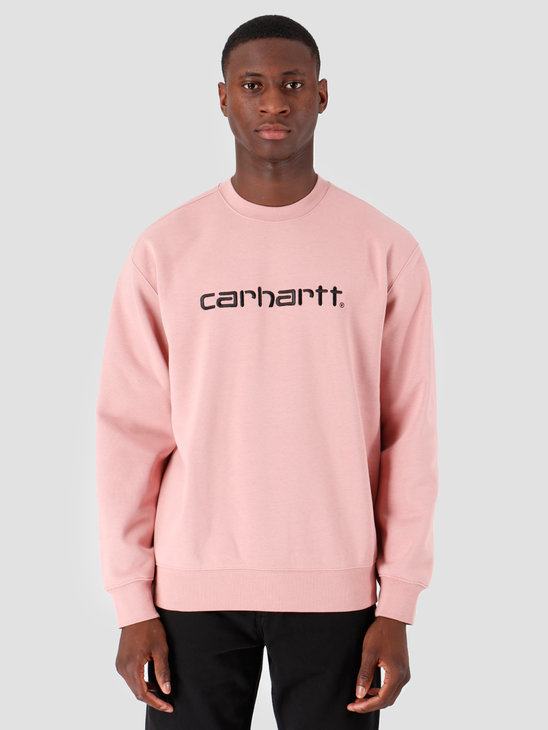 Carhartt WIP Carhartt Sweat Blush Black I027092