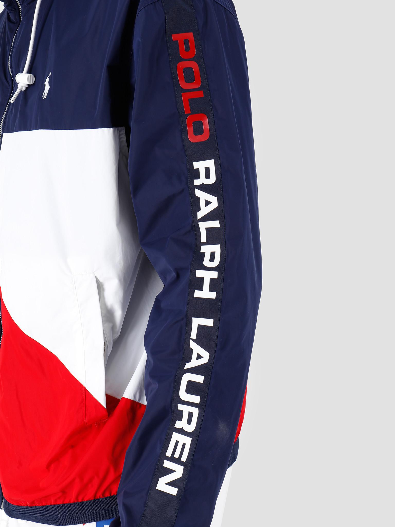 Polo Ralph Lauren Polo Ralph Lauren Pace Full Zip Jacket Multi 710745950001