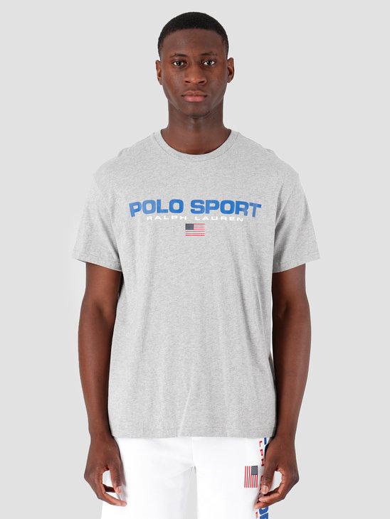 Ralph Lauren 26 1 Jersey Shortsleeve T-Shirt Grey Htr 710750444007