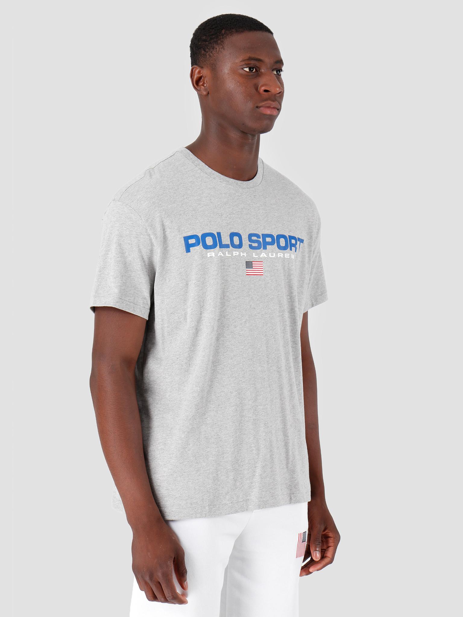 Polo Ralph Lauren Ralph Lauren 26 1 Jersey Shortsleeve T-Shirt Grey Htr 710750444007