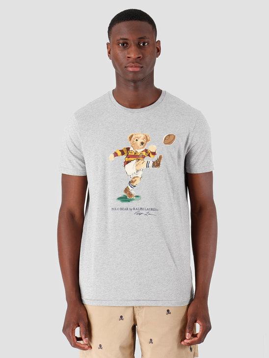Ralph Lauren 26 1 Jersey Shortsleeve T-Shirt Grey Htr 710750927001