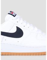 Nike Nike Air Force 1 07 2 White Obsidian University Red CI0057-100