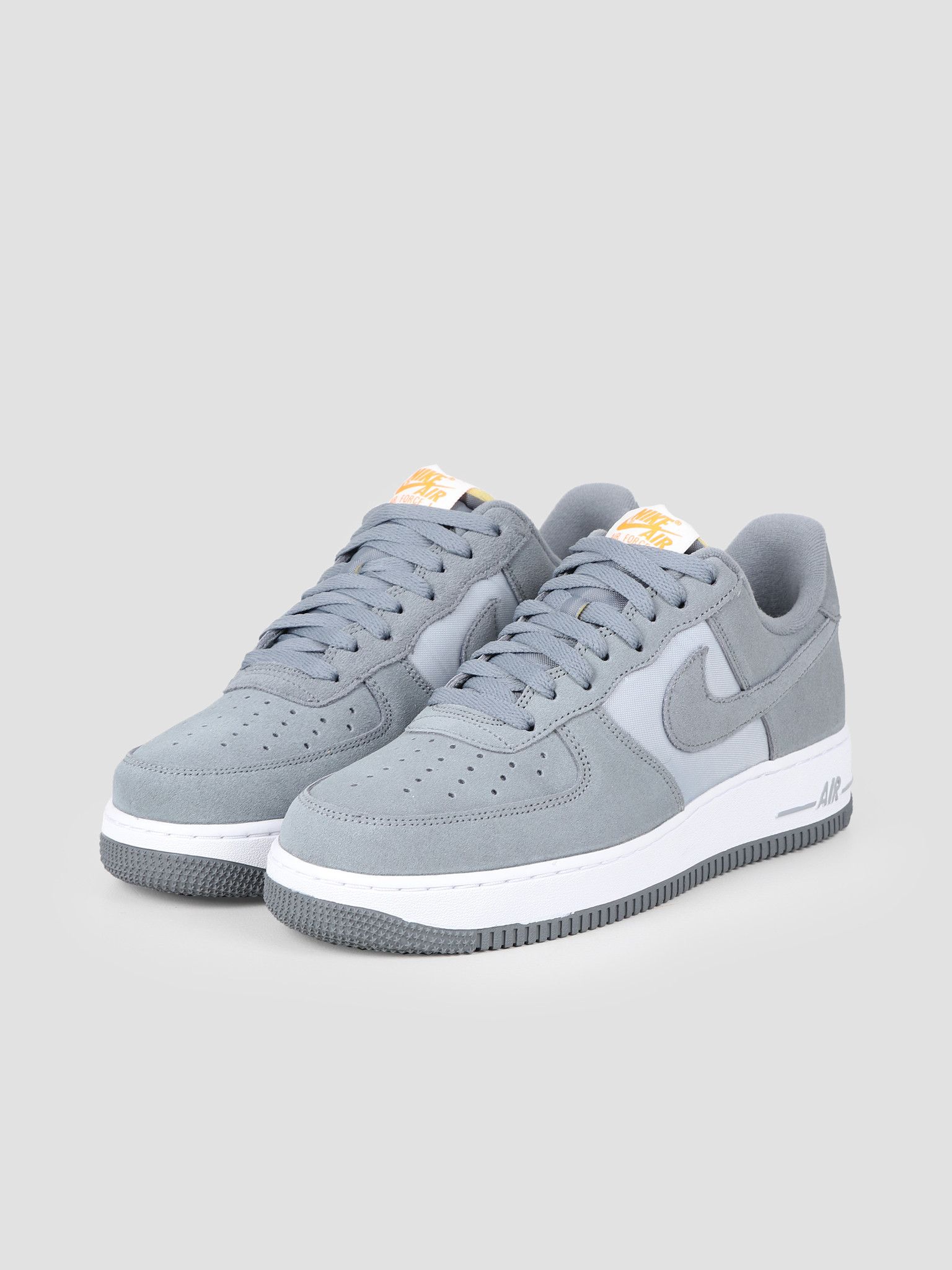 Nike Nike Air Force 1 07 Lv8 Cool Grey Cool Grey Bright Ceramic White CI2677-002