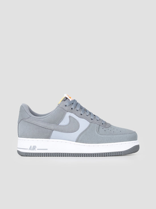 Nike Air Force 1 07 Lv8 Cool Grey Cool Grey Bright Ceramic White CI2677-002