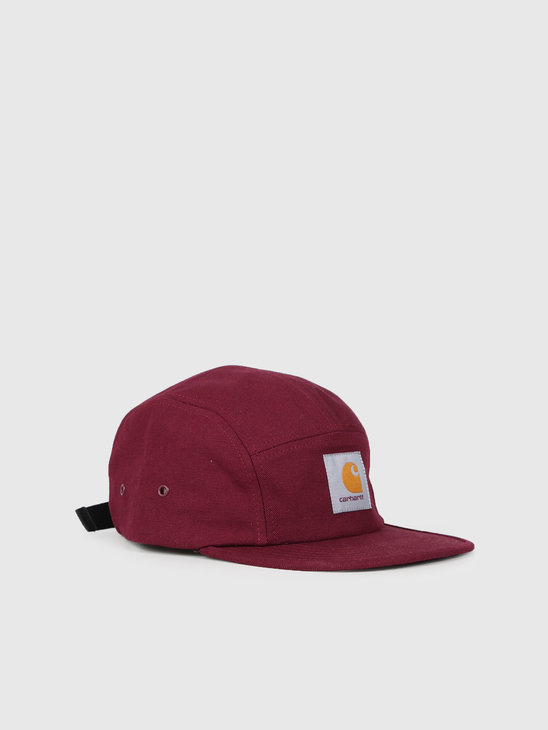 Carhartt WIP Backley Cap Merlot I016607