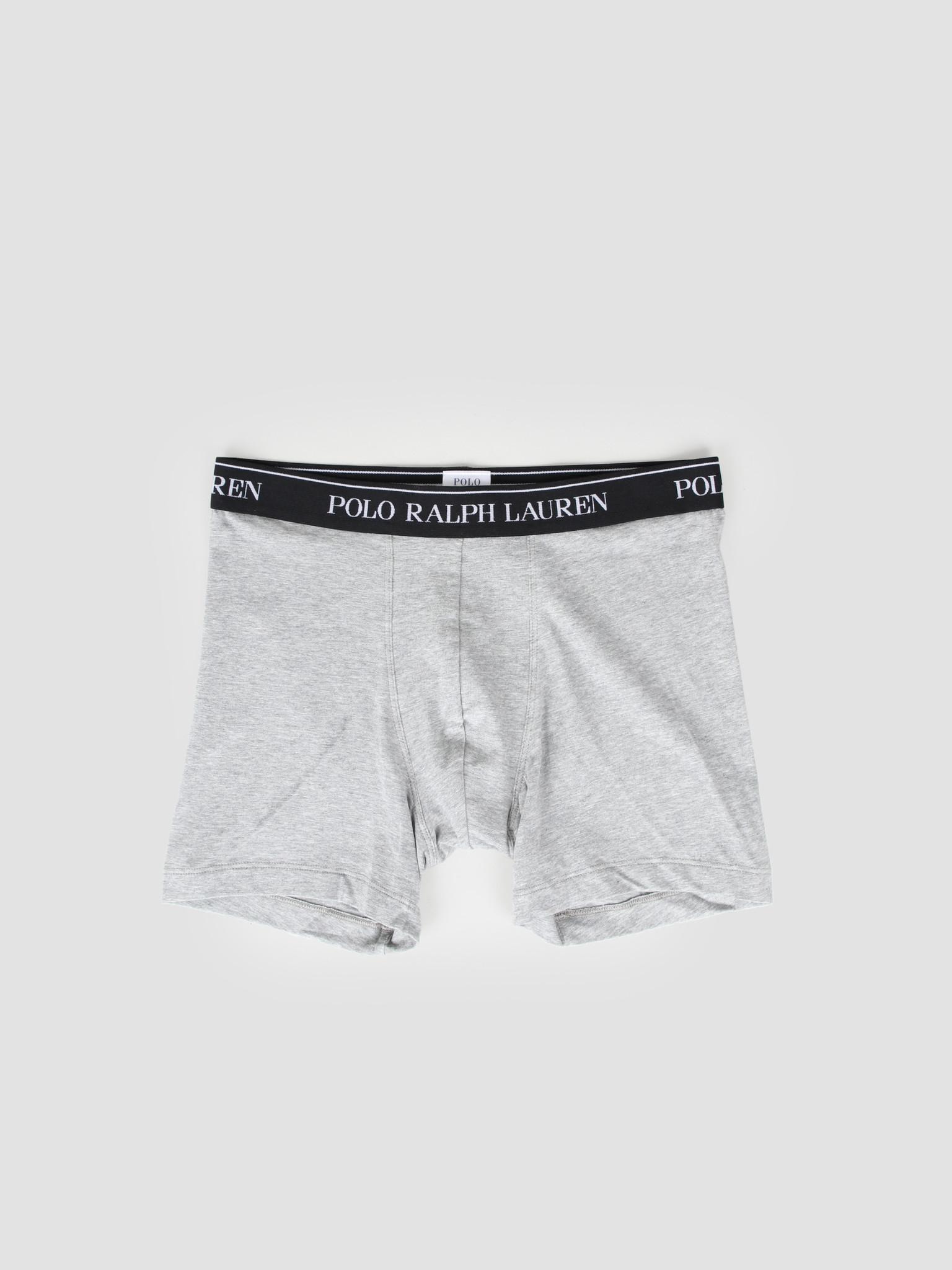 Polo Ralph Lauren Polo Ralph Lauren 3 Pack Boxer Brief Multi 714621874005