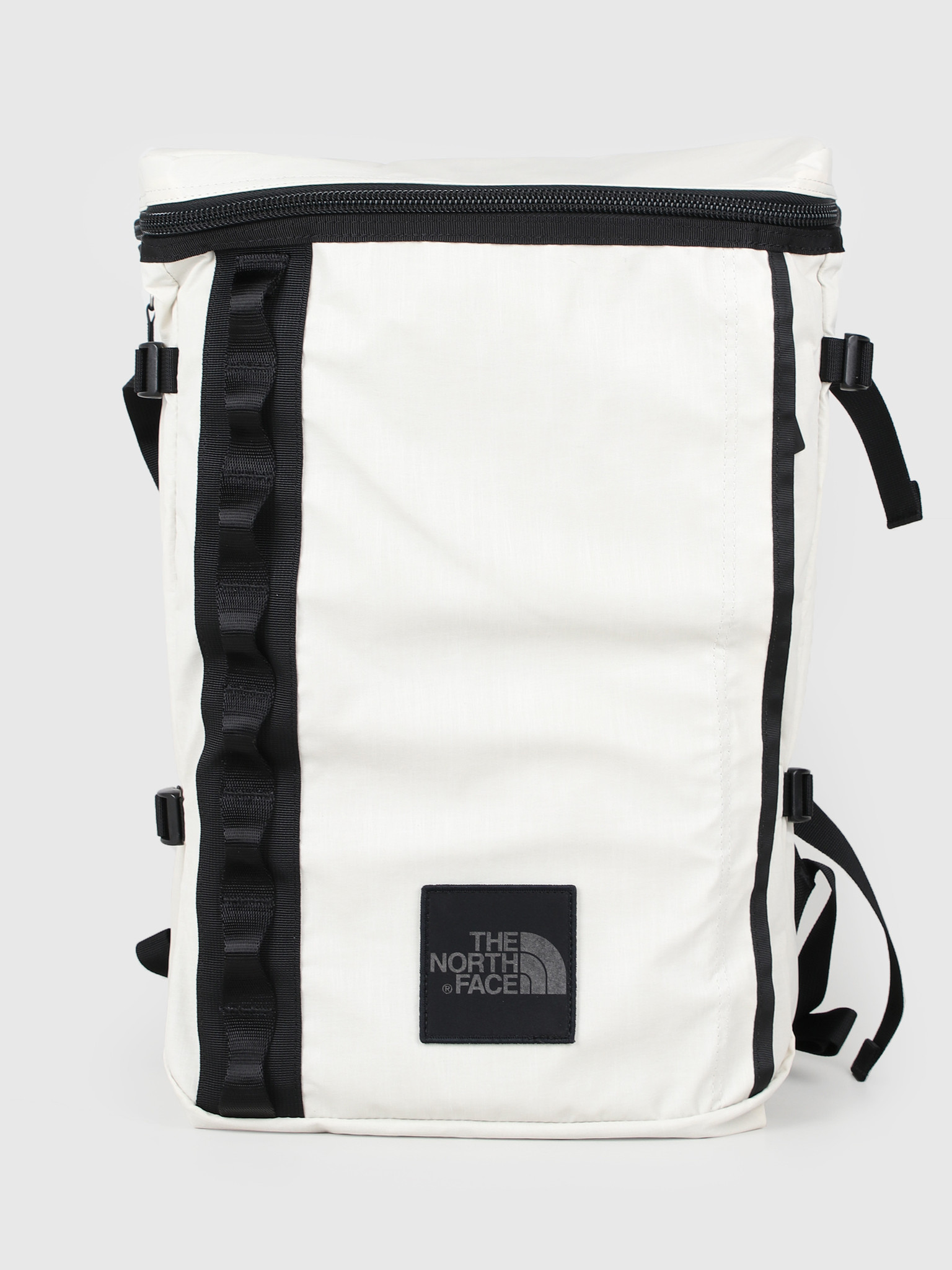 The North Face The North Face Base Camp Fuse Box Lunar White Lunar Black T93S84FM8