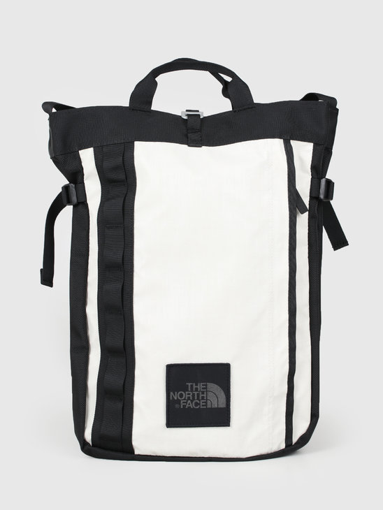 The North Face Base Camp Tote Lunar White Lunar Black T93S85FM8