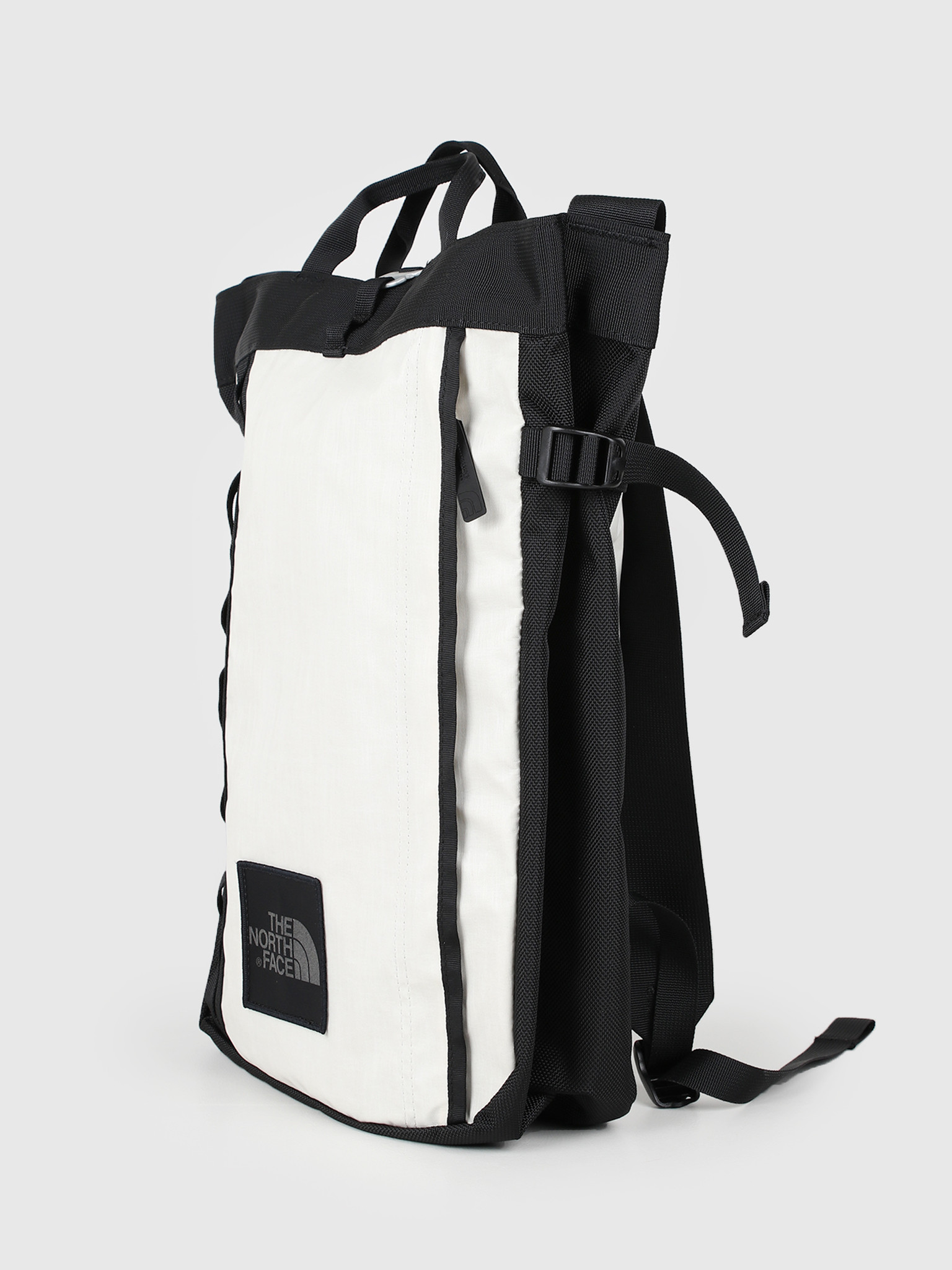 The North Face The North Face Base Camp Tote Lunar White Lunar Black T93S85FM8