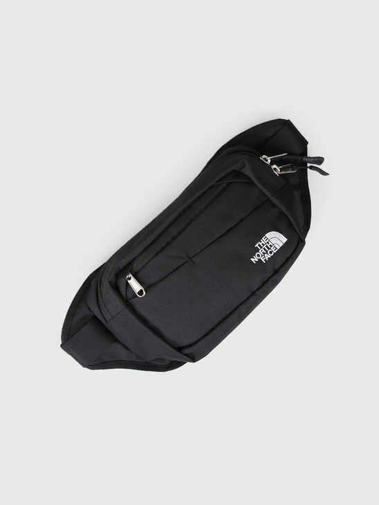 The North Face Bozer Hip Pack II Black White T92UCXKY4