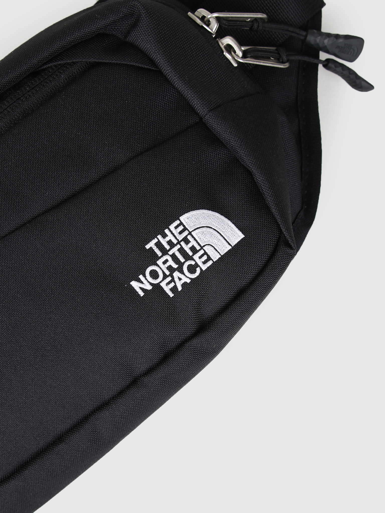 The North Face The North Face Bozer Hip Pack II Black White T92UCXKY4